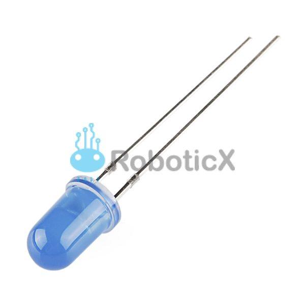LED Blue 5mm-01