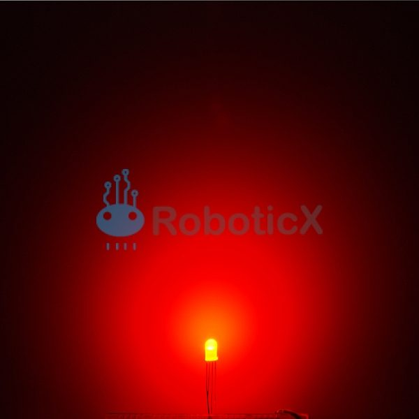LED - RGB Diffused Common Anode-04